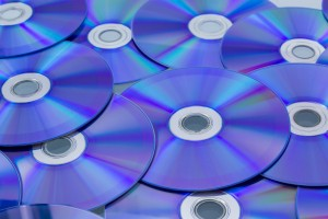 CD/DVD pattern